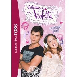 Violetta 05 - Un nouveau départ