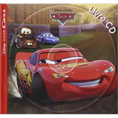 Disney pixar cars / livre cd