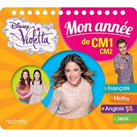Violetta mon année de CM1-CM2