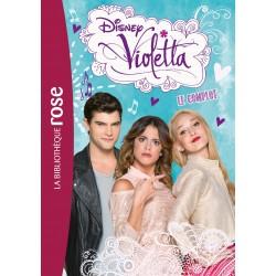 Violetta 10- Le complot