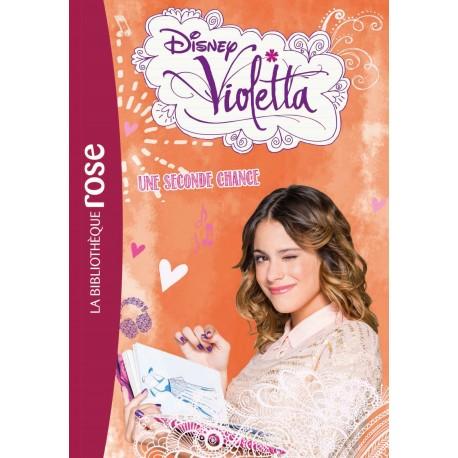 Violetta 11 - Une seconde chance
