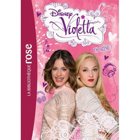 Violetta 08 - En scène !