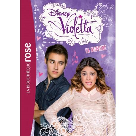 Violetta 09 - La rupture