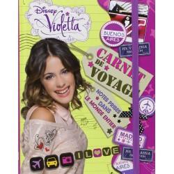 Violetta, carnet de voyage