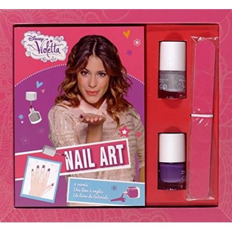 Coffret Nail Art Violetta