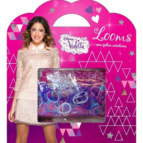 Looms Violetta : Mes plus belles créations