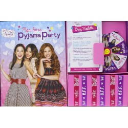 Mon coffret Pyjama Party Violetta