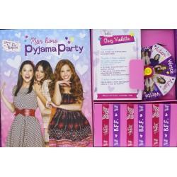 Mon coffret Pyjama Party Violetta
