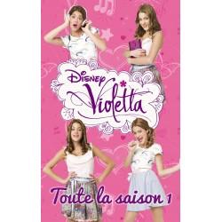 Violetta : Toute la saison 1: Intégrale