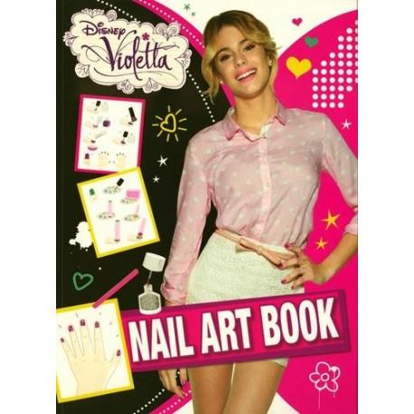 Violetta Nail Art Book