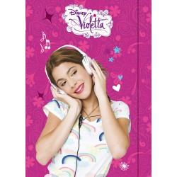 Violetta Broché petit carnet 1