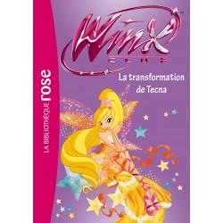 Winx Club 47 - La transformation de Tecna
