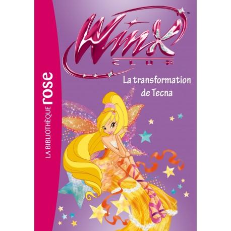 WINX CLUB LA TRANSFORMATION DE TECNA