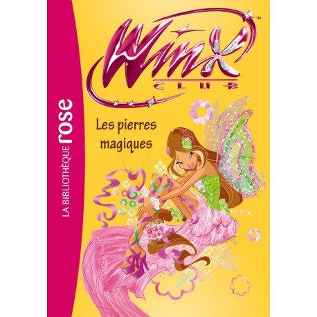 Winx Club 49 - Les pierres magiques