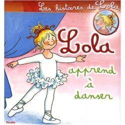 Lola apprend à danser