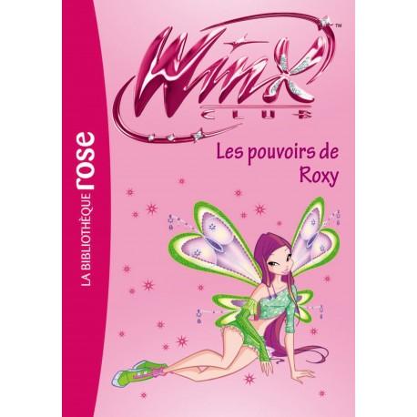 Winx Club 38 - Les pouvoirs de Roxy