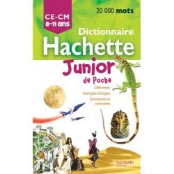 Dictionnaire Hachette Junior de poche : 25000 mots