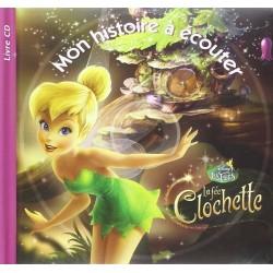 La fée Clochette, MON PETIT LIVRE-CD