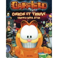 Garfield & Cie : Cherche et trouve : Garfield méga star