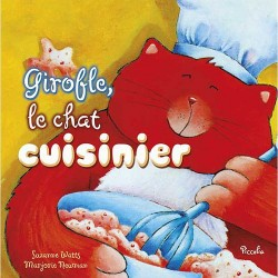 Girofle, le chat cuisinier