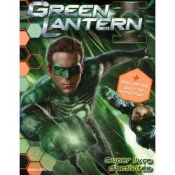 Green Lantern : Super livre d'activités