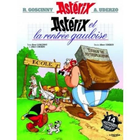 Asterix et la rentrée gauloise