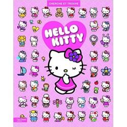 Cherche et Trouve Hello Kitty