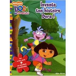 Invente ton histoire Dora !