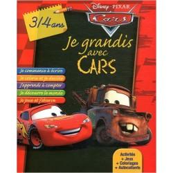 Je grandis avec Cars : 3/4 ans