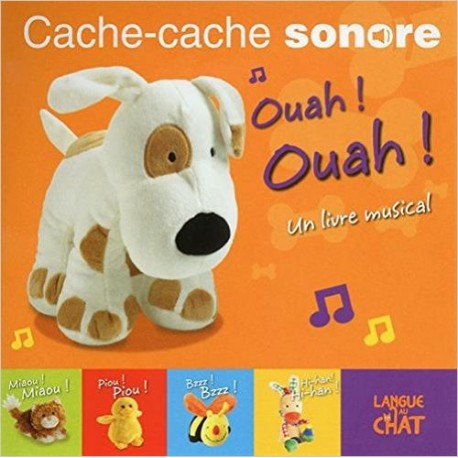 Cache-cache sonore ouah ! ouah !