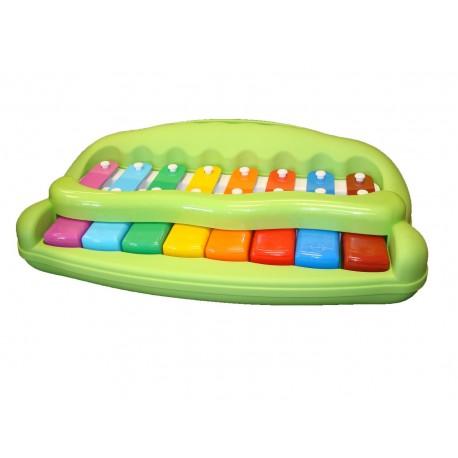 mon premier piano vert babyson