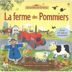 LA FERME DES POMMIERS