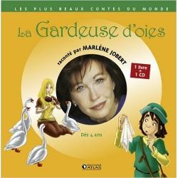 La Gardeuse d'oies (1CD audio)