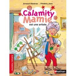 Calamity Mamie est une artiste