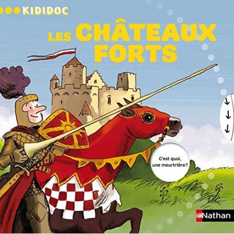 KIDIDOC Les chateaux forts
