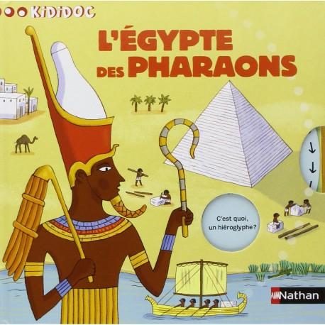 KIDIDOC L'Egypte des pharaons