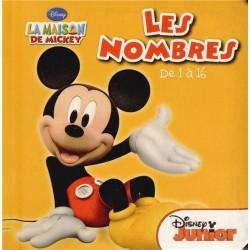 La maison de Mickey - Les nombres 1 À 16