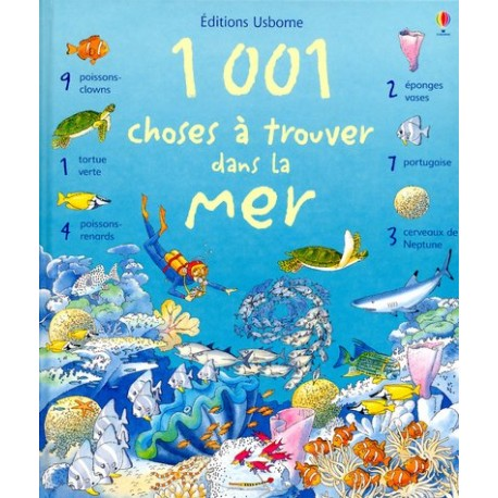 1001 CHOSES A TROUVER DANS LA MER