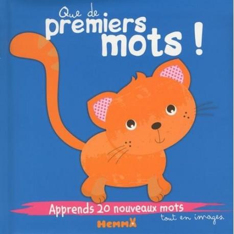 QUE DE PREMIERS MOTS