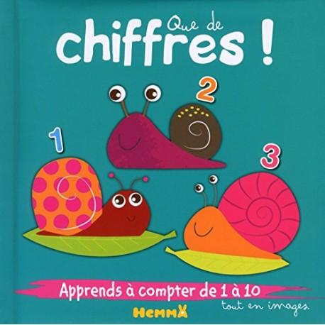 QUE DE CHIFFRES